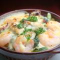 料理メニュー写真横浜発祥 港町のシーフードドリア