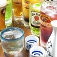 岩手の地酒をはじめドリンクも種類豊富にご用意しております!