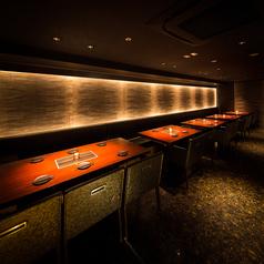 非現実的な空間で味わう極上の神戸牛♪三宮の喧騒を忘れさせてくれる大人の空間です★