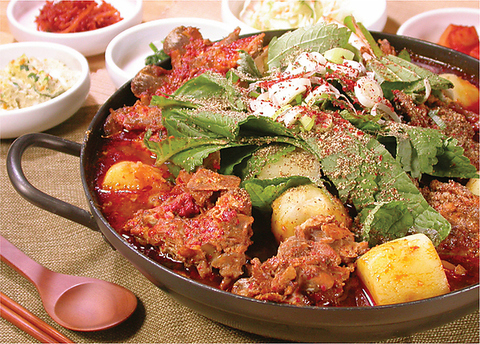 韓国料理 親庭 チンジョン
