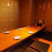 【個室】4名様個室/6名様/8名様個室をご用意!女子会や誕生日・会社宴会にはもってこいの空間☆