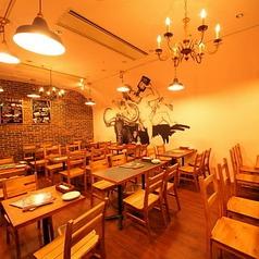 イタリアンバル バッカ BACCA 梅田NU茶屋町店の雰囲気1