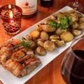 料理メニュー写真● 肉野菜のスペシャルコラボ ●