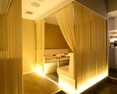 最大8名様までご利用OKの個室。落ち着いた雰囲気で楽しむ合コンなどはいかがでしょうか。