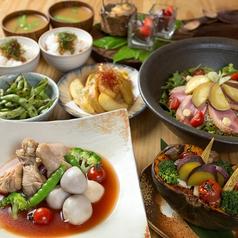 Vegetable Dining 畑舎の特集写真