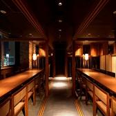 最大40名様までの当店最大の個室。社内の懇親会や打ち上げなど大勢で大いに楽しめます☆こちらは予約必須のお部屋です☆