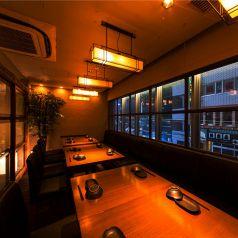 赤坂見附個室居酒屋 馬に魚にのおすすめポイント1