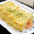 料理メニュー写真明太チーズのだし巻き玉子