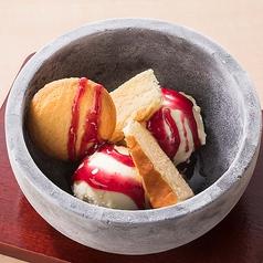 料理メニュー写真■アイスをまぜ太郎