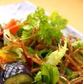 料理メニュー写真おばんざいサラダ