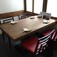 1階【4名様テーブル】