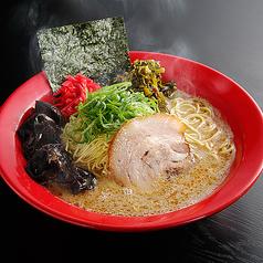 14 長浜高菜ラーメン