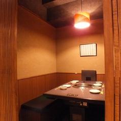 黒毛和牛焼肉 うのう 福島本店の雰囲気1
