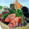 料理メニュー写真宮古から直送される旬の魚介類がおすすめ!