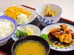 亀家のおすすめ料理1