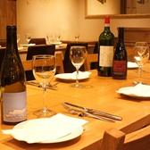 カジュアルな雰囲気のテーブル席は、会社帰りのお食事や飲み会、女子会にも最適です!