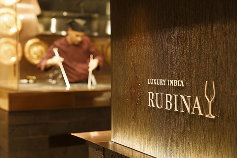LUXURY INDIA RUBINA