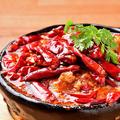 料理メニュー写真赤麻婆豆腐