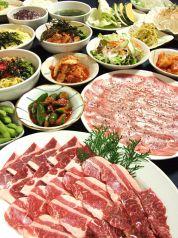 民芸肉料理はや 阿倍野アポロ店特集写真1