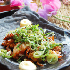 料理メニュー写真いこか風 豚キムチ