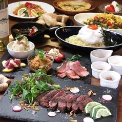 路地裏食堂マチュナガのおすすめ料理1