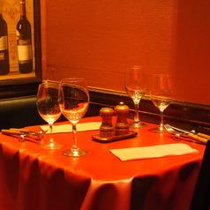 お客様のご要望や人数に合わせてテーブルセッティングをさせていただきます。お気軽にご相談ください!