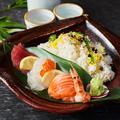 料理メニュー写真漁師めし海鮮丼