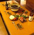 焼肉 食べ放題 炭火焼肉 KAGURA カグラの雰囲気1