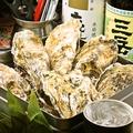 料理メニュー写真牡蠣の缶カン焼き