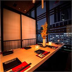 地鶏と完全個室 伊蔵 難波店の写真