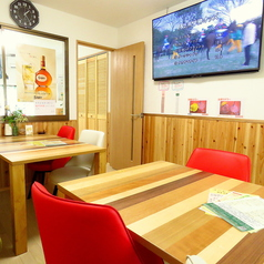 CAFE&BAR マンハッタン カフェの雰囲気1