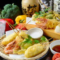 天ぷらとおでん 個室 天串 TENGUSHI 六本木店のおすすめ料理1