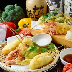 天ぷらとおでん 個室 天串 TENGUSHI 豊橋駅前店のおすすめ料理1