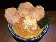 濃厚豚骨チャーシュー麺