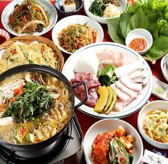 韓国料理 チング 親舊の写真