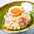 料理メニュー写真塚だまポテトサラダ