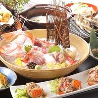 料理長おすすめコース、3800円(税抜)。