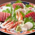 魚徳会館のお刺身は鮮度にこだわった自信のお刺身!是非一度食べてみてください!他との味の違いが分かるかもしれません!