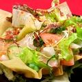 料理メニュー写真■オリジナルサラダ