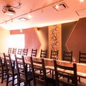 色彩和房 Wasabi ワサビ 憩 ikoi いこいの雰囲気2