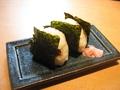 料理メニュー写真おむすび/タコライス/あさり汁
