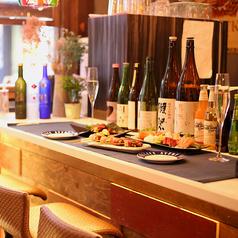 鉄板飯と日本酒の肉バル ぶいよん bouillonの雰囲気1