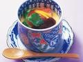 料理メニュー写真かに茶碗蒸し