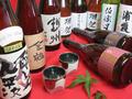 料理メニュー写真日本酒/焼酎に合う一品の数々をお楽しみください