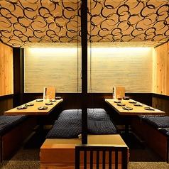 【関内×接待】大人な雰囲気たっぷりな隠れ家個室は、接待やお忍び系にはもってこいのスペックです☆日本大通りの隠れ家で味わうブランド鶏と地酒はまさに大人の贅沢♪