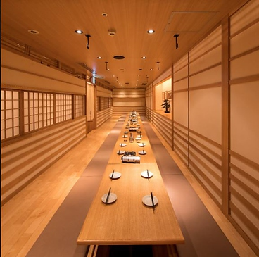 もつ鍋 博多めし もつ道 上野の森さくらテラス店の雰囲気1