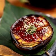 田楽など京都老舗味噌を使った自慢の料理