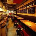 名駅WINE&欧州料理 明智商店の雰囲気1