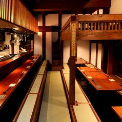 最大40名の宴会OK!酒田屋商店2階「スタジオくら」を貸切りできます☆お席はゆったりできるお座敷席。