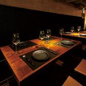 2~4名様のテーブル席